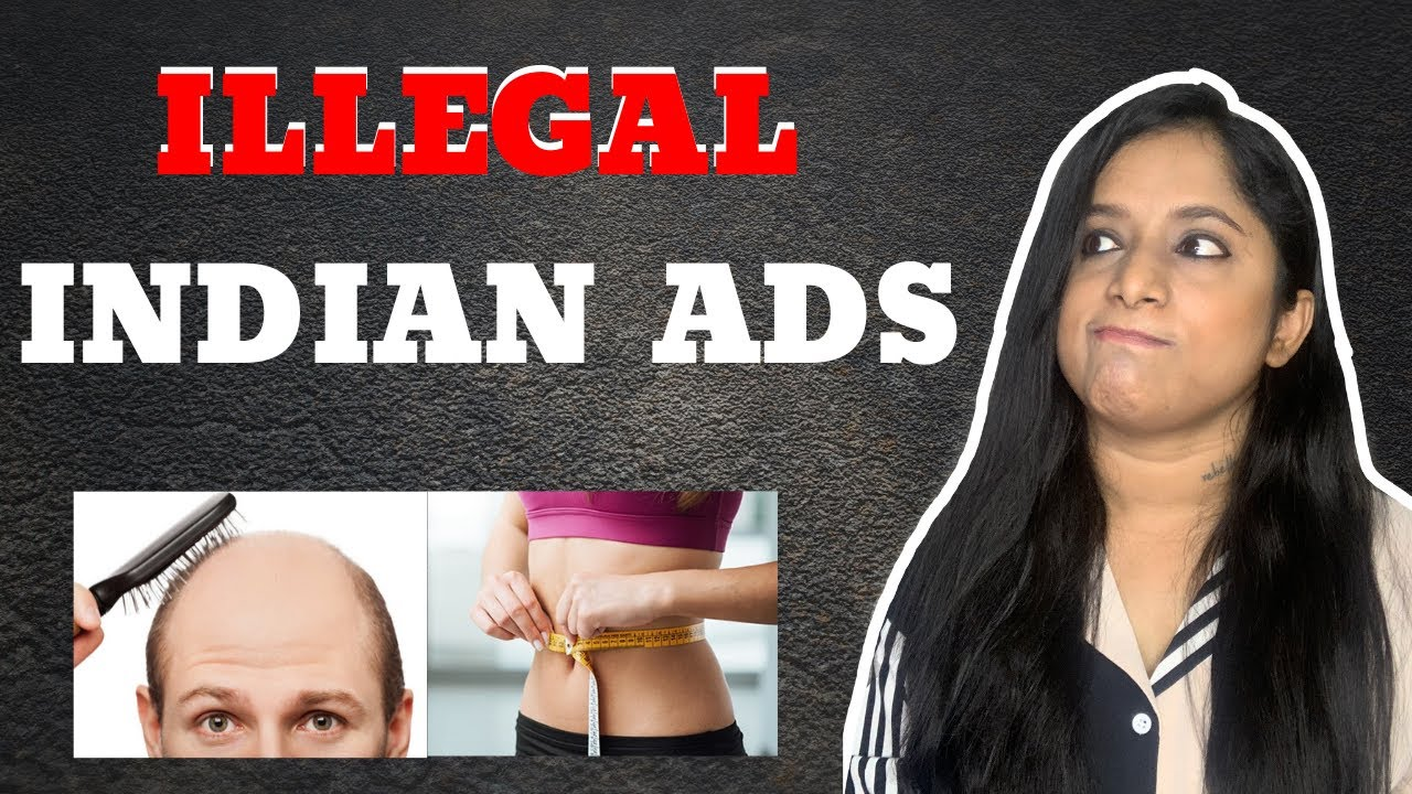 REACTING TO ILLEGAL INDIAN ADVERTISEMENTS IN MALAYALAM | hairloss fatloss ads | get roast with gaya3