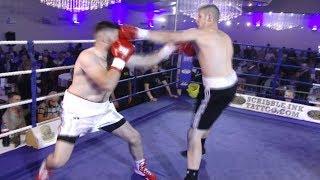 IBA Boxing - Louis Puttock v Jack Gosling  - City Pavilion