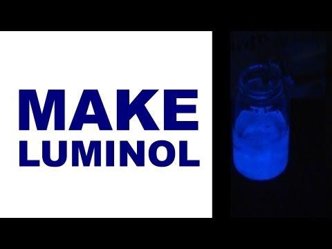 Make Luminol - The Complete Guide
