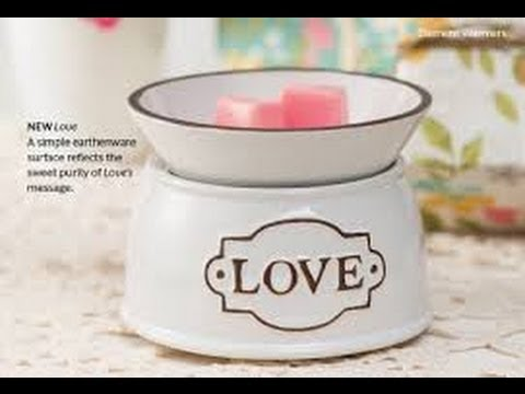 scentsy electric wax warmer review scentsy love warmer review