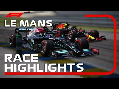 2021 Le Mans Grand Prix: Race Highlights  