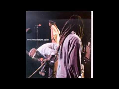 Israël Vibration live again album