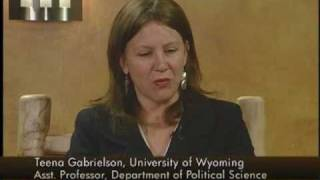 Environmental Citizenship: Wyoming Signatures Interview with Teena Gabrielson