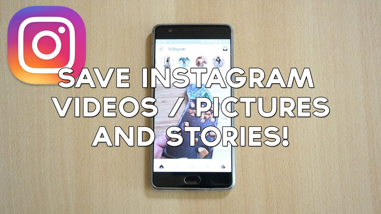 How to save instagram stories without them knowing youtube how to save instagram stories without them knowing ccuart Images