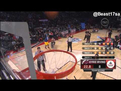 NBA 2013 Foot Locker Three point Shootout Contest   First Round   Part 1 2 HD