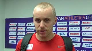 Jakub Vadlejch po finále oštěpu na ME 2018