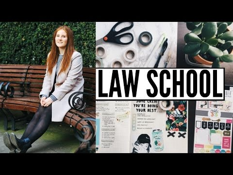 University, Law School + Studying Abroad | Essential Advice