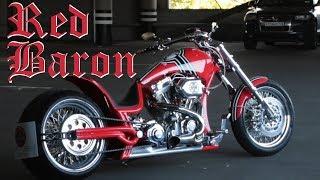 Тру чоппер Red Baron #МОТОЗОНА №45