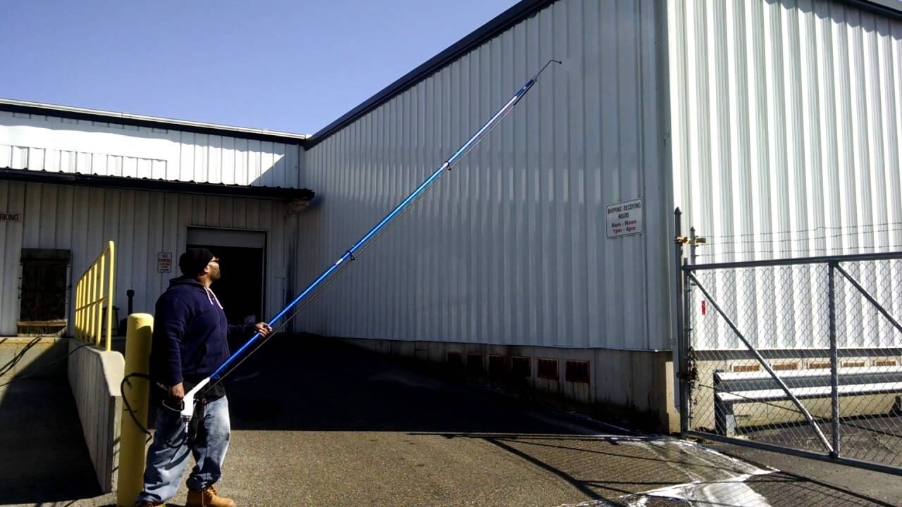 Hydro Tek S 20 Extension Pole For Pressure Washers Www
