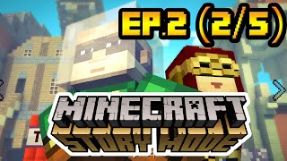 Tackle⁴⁸²⁶ [TH]Minecraft Story: EP2 ประลองมือเจ้าพ่อ TNT (2/5)