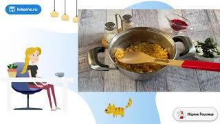 Макароны Орзо с чечевицей и сыром Очень вкусные домашние рецепты