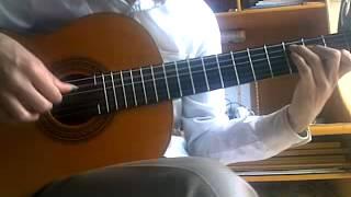 """Hứa """" nhạc dạo """" - Khang Duy ( Kiên Giang guitar cover )"""