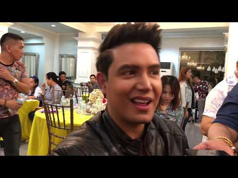 Paolo Ballesteros, compared to Comedy King Dolphy by Direk Eric Quizon