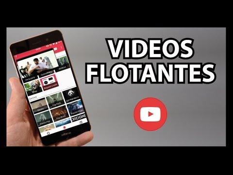 NUEVA APP - Contenido de YouTube en VENTANA FLOTANTE