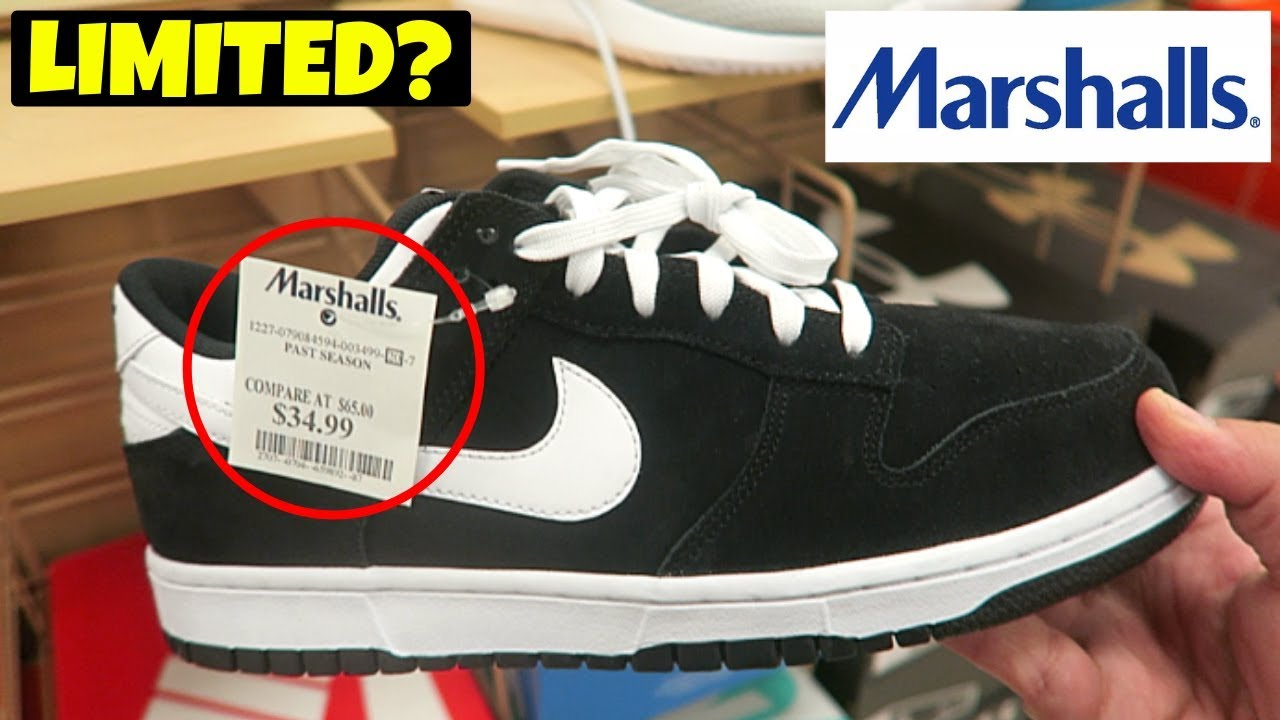 I FOUND LIMITED NIKE SB SNEAKERS AT MARSHALLS FOR ONLY  35! - YouTube 0ef84ebe9