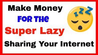 How To Make Money Online Quick and Easy - For Lazy People