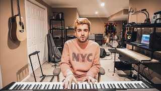 Lauv & Troye Sivan - i'm so tired... (COVER by Alec Chambers)