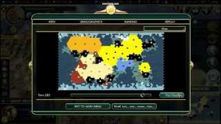 Civilization V: Brave New World Replay - As Assyria