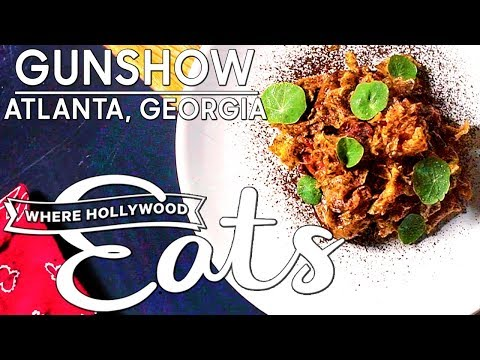 Boundary Pushing Southern Food: Why Celebs Love Atlanta's Gunshow | Where Hollywood Eats | THR