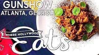 Boundary Pushing Southern Food: Why Celebs Love Atlanta's Gunshow   Where Hollywood Eats   THR