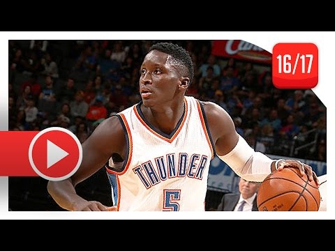Victor Oladipo Full Highlights vs Rockets (2016.11.16) - 29 Pts, 10 Reb, 5 Ast