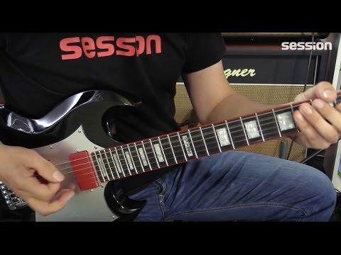 ESP LTD GT-600 BLK Glenn Tipton Signature E-Gitarren-Review von session
