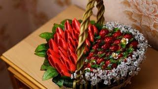 Идеи подарков своими руками в виде сердца для любимых.