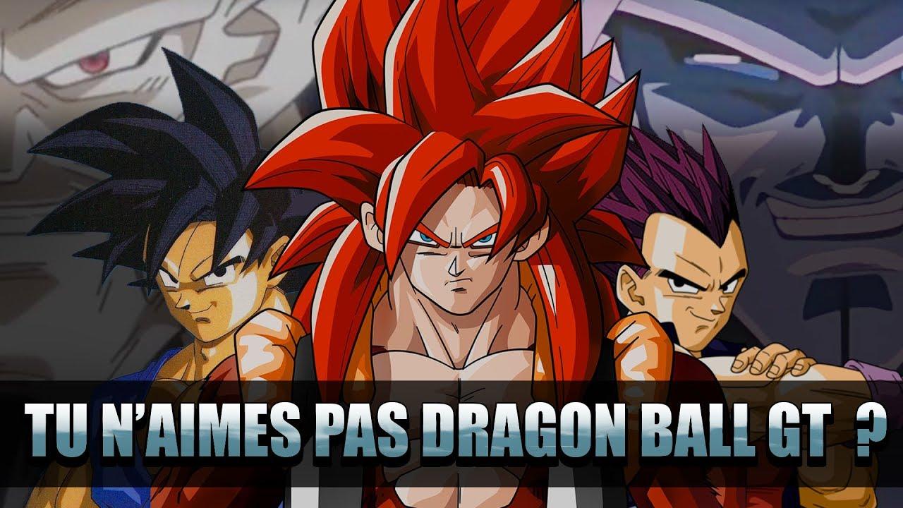 dragon ball gt fr
