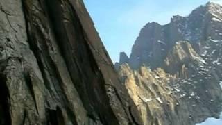 Aiguille du Moine Massif du Mt Blanc Voie Normale 3412 m