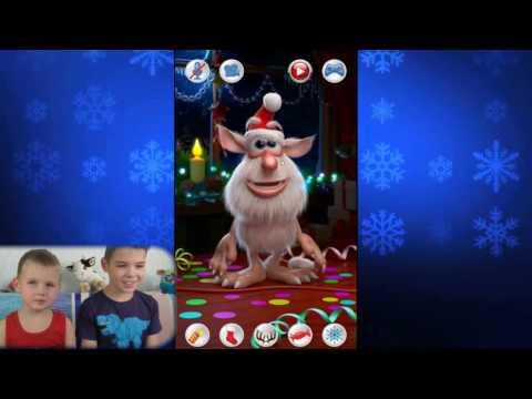 ГОВОРЯЩИЙ БУБА #2 Мультик Игра Детская веселая игра видео для детей