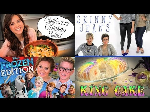 This Week on PSGG: Ingrid Nilsen's California Chicken Salad, Top That! Frozen Edition and More! thumbnail