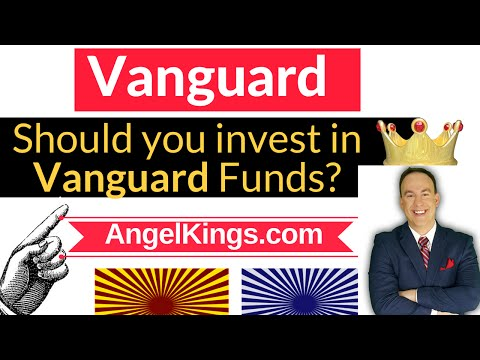 Vanguard Investments: Review of Best ETFs & Index Funds - AngelKings.com