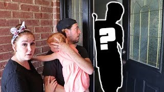 Found People Living in our Abandoned House?!
