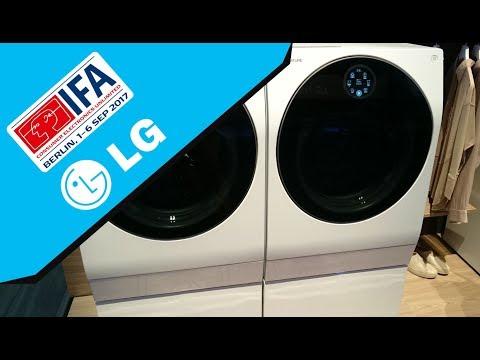 IFA 2017: LG Electronics & Home Appliances