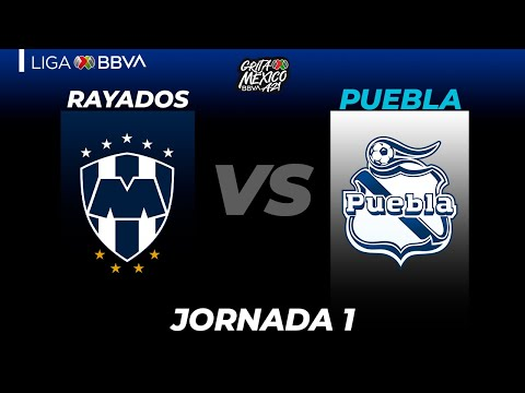Monterrey Puebla Goals And Highlights