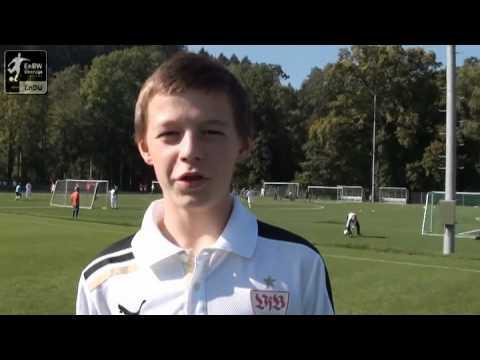 C-Junioren VfB Stuttgart II Robin Frank