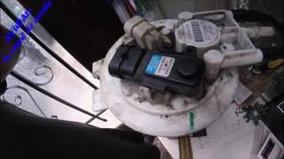 Como Cambiar el Sensor de Presión de Combustible (Pressure Sensor)