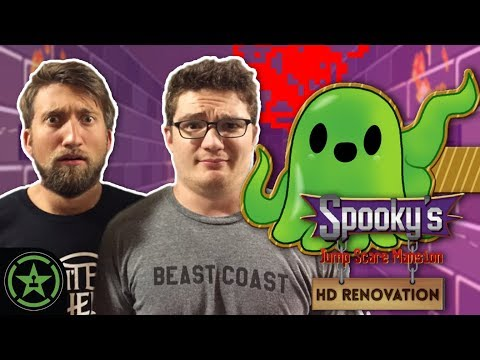 Play Pals - Spooky's Jump Scare Mansion HD - Attack of the Goobacks - (Part 1 of 2)