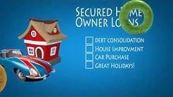Homeowner Loan - Secured loans