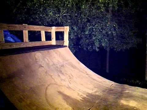 3TC- William Coley kickflip rock-to-fakie 180