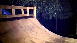 3TC- William Coley kickflip rock-to-fakie 180