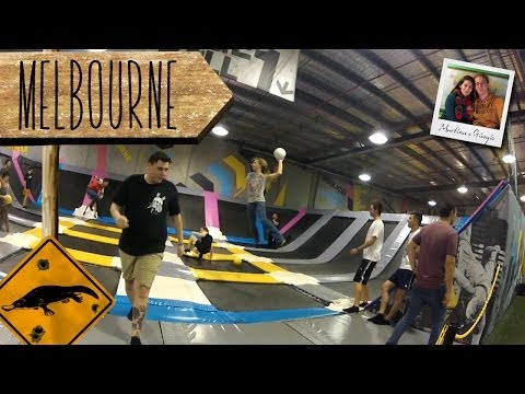 Melbourne: BOUNCE!