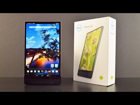 Dell Venue 8 7000: Unboxing & Review
