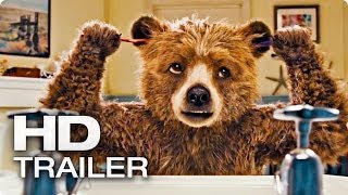 PADDINGTON Trailer Deutsch German | 2014 Movie [HD]