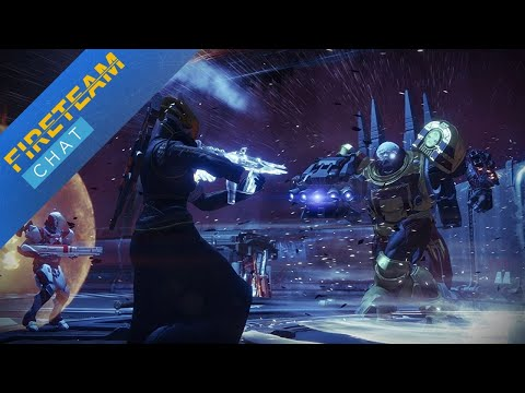 E3 Bungie Interview: Rebuilding the Weapon System for Destiny 2 - Fireteam Chat Ep. 117