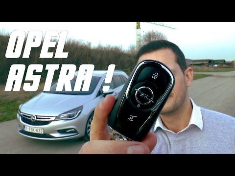 Essai Opel Astra K Sports Tourer 1.6 CDTi Innovation (2/2)