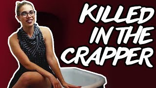 Bathroom Horror Stories - Bathroom Related Deaths // Death Happens | Snarled