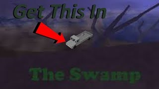 Roblox Lumber Tycoon 2 :Getting a car to Swamp