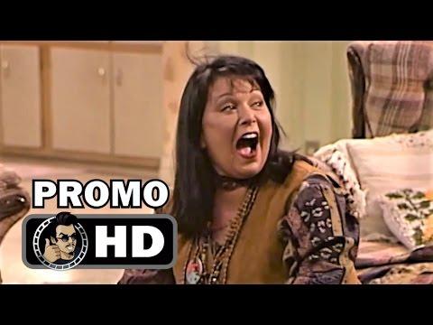 ROSEANNE Official Announcement Promo (HD) Roseanne Comedy Series