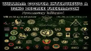 32 Degree Freemason Interview With Bill Cooper